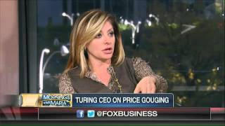 Download Turing CEO defends 5,000% price increase on AIDS drug Video