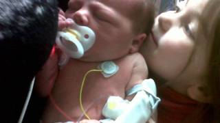 Download our beautiful baby kaida who we lost to hlhs gained her angel wings on the 13/1/12 1 wk old Video