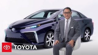 Download Toyota Mirai: Introducing Toyota's New Fuel Cell Vehicle | Toyota Video