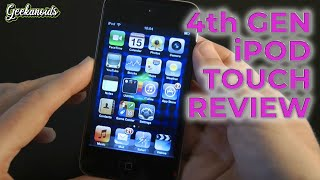 Download Apple iPod touch 4th Generation 2010 Review Video