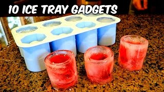 Download 10 Ice Tray Gadgets You Must Know About Video