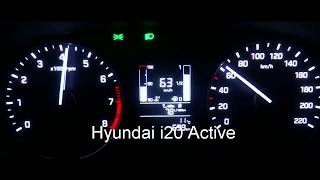 Download Hyundai i20 Active vs New swift top speed 0 to 100 Video