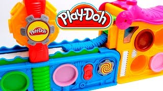Download Mega Fun Factory Machine Toy Review - Play Doh Sets For Kids Video