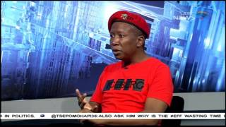 Download Question Time: Julius Malema Video