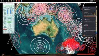 Download 5/25/2017 - Nightly Earthquake Update + Forecast - Guam hit as expected - Unrest event day 5 of 7 Video