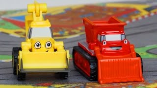 Download Bob the Builder Toys - Meet the Toys! | Toys Stop Motion Animation ADVERTISEMENT Video