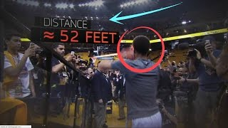 Download Stephen Curry ″AMAZING″ Shots Compilation :: FULL COURT TUNNEL SHOTS Video