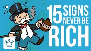 Download 15 Signs You'll NEVER Be RICH Video