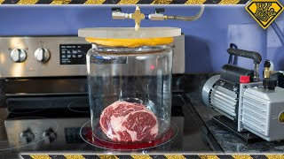 Download How Does Steak Cook In A Vacuum? Video