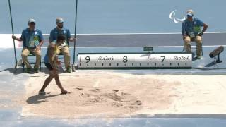 Download Athletics | Men's Long Jump - T20 | Rio 2016 Paralympic Games Video