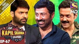 Download The Kapil Sharma Show - दी कपिल शर्मा शो - Ep-67-Sunny Deol & Bobby Deol In Kapil's Show–11th Dec 16 Video