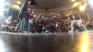 Download Jinjo vs Frontlinez (Fluido Jam 7- Rome) Go Pro 2 Video