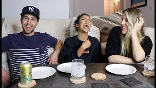 Download EATING OUR FEELINGS WITH LIZA KOSHY AND MY WIFE! Video