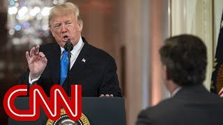 Download Jim Acosta responds after heated exchange with Trump Video