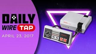 Download NES Classic Edition Restock | Daily Wiretap | April 23rd, 2017 Video
