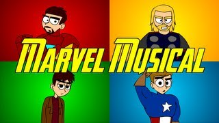 Download Marvel Musical Video