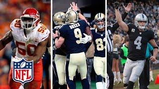 Download Top 5 NFL Performances (Week 12) | Let's Go Primetime | NFL Network Video