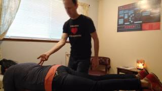 Download Chiropractic Adjustment, powerful, gentle, specific, awesome Video