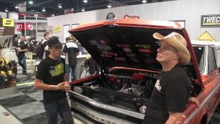Download Farmtruck Under the Hood - with Farmtruck and AZN @SEMA2016 Video