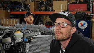 Download Tuerck & Forsberg Return For Brand New Drift Garage FRS and Titan XD Builds Video