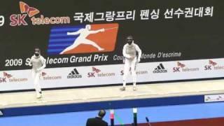 Download 20090515 wf Seoul final NAM Hyun Hee KOR 15 vs ERRIGO Arianna ITA 3 Video