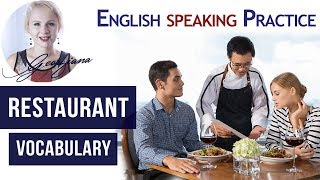 Download #036 English Food Vocabulary - Eat Healthy at a Restaurant Video