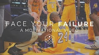 Download FACE YOUR FAILURE ᴴᴰ | nba motivational video Video