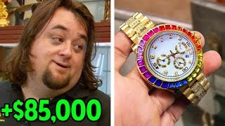 Download 8 Times Chumlee Scammed The Customers | Pawn Stars Video