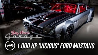 Download 1,000 HP 'Vicious' 1965 Ford Mustang - Jay Leno's Garage Video