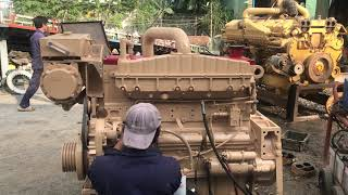 Download Cummins N14-430Hp Phat Nguyen 0989909919 Video