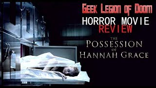 Download THE POSSESSION OF HANNAH GRACE ( 2018 Shay Mitchell ) aka CADAVER Horror Movie Review Video
