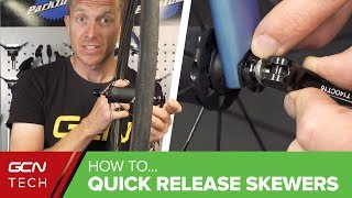 Download How To Use A Quick Release Skewer Video