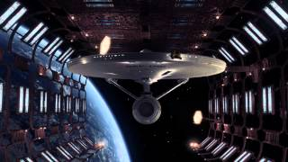 Download Star Trek TMP - Leaving Drydock - A Space Opera CG Animation Video