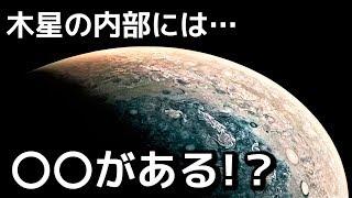 Download 【衝撃】木星の内部がとんでもなくヤバい… Video
