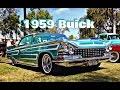 Download Buick 1959 2dr Hardtop, 60's Custom Lowrider Video