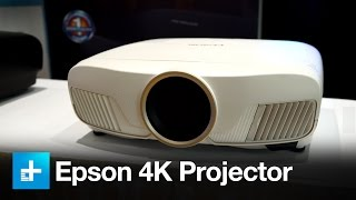 Download Epson 5040ub 4K Projector - Hands On Video