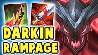 Download NEW DARKIN KAYN JUNGLE RAMPAGE | MYTH BUSTED!! THE BEST BUILD IS TOO OP (SOULHUNTER KAYN) Nightblue3 Video