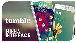 Download Deixe seu Smartphone no estilo do Tumblr - Minha Interface Video