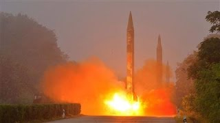 Download North Korean Missile Lands Near Japan Video