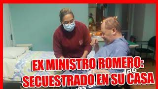 Download 🔴Exministro ROMERO sale en ambulancia de su casa tras asedio 🔥 Video