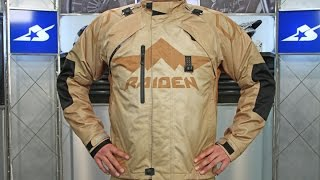 Download ICON RAIDEN DKR Jacket | Motorcycle Superstore Video