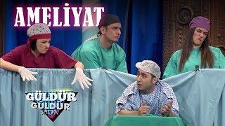 Download Güldür Güldür Show 100. Bölüm, Ameliyat Skeci Video