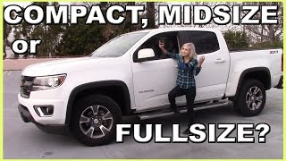 Download Trucks, From a Short Girl's Perspective | CHEVY COLORADO Video