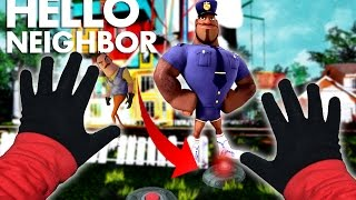 Download Minecraft VS Real Life Hello Neighbor - LAND MINES AND COPS! Video