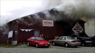 Download Newark Ohio Fire Department 14 Vogel Street working structure fire 11-24-16 Command with audio Video
