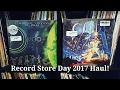 Download Record Store Day 2017 Haul Unboxing! Video