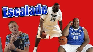 Download The Professor reacts to Escalade | 450lb 6'9″ Streetball Legend And1(Ex teammate) Video