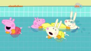 Download Peppa Big S02E20 Zwemmen Video
