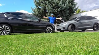 Download Traded My Tesla Model X For Honda Accord! Video