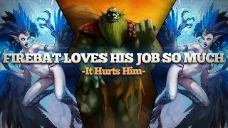 Download Firebat Loves His Job Video
